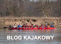 Spływy kajakowe - blog kajakowy